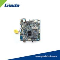 12V DC Giada NI-R3188 ARM Embedded mainboard support for video output