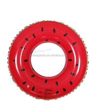 Watermelon Inflatable Kids' Swimming Ring