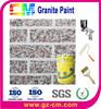 Imitation tiles / ceramic / brick texture spray interior & exterior paint