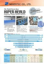 Heald (Plastic) Textile Machinery Parts