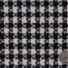 fashion fabric new streak woven wool polyester nylon fabric for garment