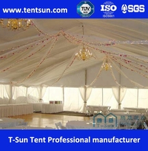 High quality clear span big tent for church supply in China