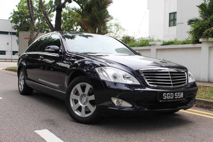 Singapore used car exporters mercedes benz for Mercedes benz singapore