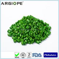 free sample pla pellets plastic pvc abs green color filler masterbatch plastic granule