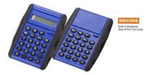 8 Digit kadio calculator HDC006