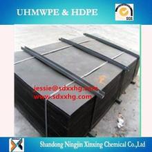 Plastic HDPE construction formwork board/shuttering board