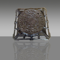 High quality Manhole cover iron casting from china factory