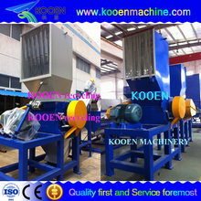 Hot sale automatic plastic film grinder machine/crusher/crushing machine