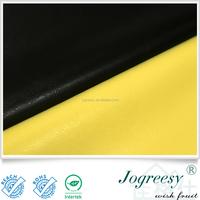 Leather fabric PU fake leather pink leather sofa