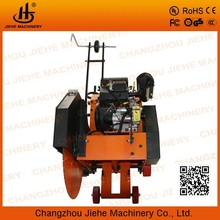 Concrete road saw cutting equipment with kohler ch680 and high efficiency (JHD-700K)