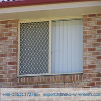 Excellent quality with excellent price and service diamond security grilles