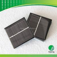 Frameless poly crystalline silicon solar cells 65*65mm