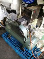 little repair and popular used dental air compressor