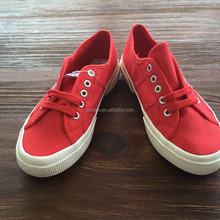 2015 Classics Women Red Fashion Sneaker Canvas Shoes
