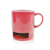 2014 hot salemilk mug with cookie holder for gifts/promotion