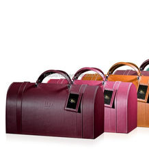Consumer High End With Lock Sorial Handbags Solutions And With Matt Finishing Fringe Purse