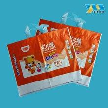 Popular hot sell baby diaper plastic bag outdoor travel
