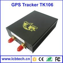Car Vehicle GPS Tracker Motorbike TK106 with free GPS tracking Software