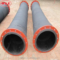 High Pressure Natural Rubber Material Hose Pipe China Supplier