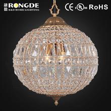 2015 High Quality luxury crystal chandelier wedding cake stand