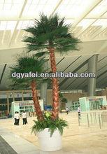 High Imitation Artificianl Palm Tree,Uv protection