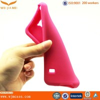 fashion silicone phone case for samsung galaxy s6