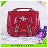 2015 No MOQ small bowknot girl trendy travel handbag