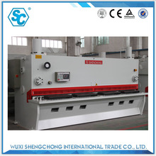 CNC Hydraulic metal shear 25mm thickness 4000mm length