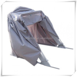 oxford/polyester/pvc& non-woven fabric innovative motorcycle tent cover,electric motorcycle cover at factory price