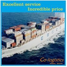 China sea Shipping ocean freight to MILANO Italy------Skype: colsales02