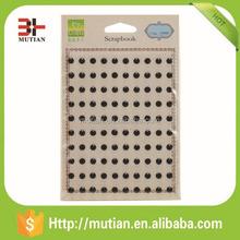 Custom Jewelry seal Rhinestone Acrylic sticker