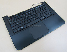 For Samsung NP900X3A 900X3A Laptop keyboard With frame US keyboard Version Black