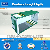 House container, galvanized prefab modular house