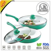 FDA forged korean pan with ceramic coating as seen on tv