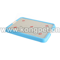 Plastic dog tray/ dog toilet LH012