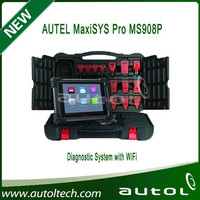 Support Key Reprogramming 100% Original AUTEL MaxiSYS Pro MS908P Professional Manufacturer