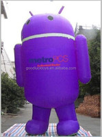cheap INFLATABLE PHONE ANDROID/BLOWER 4 ADVERTISING PROMOTIONS/Inflatable Models