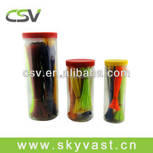 Box packing practical nylon66 self-locking cable ties