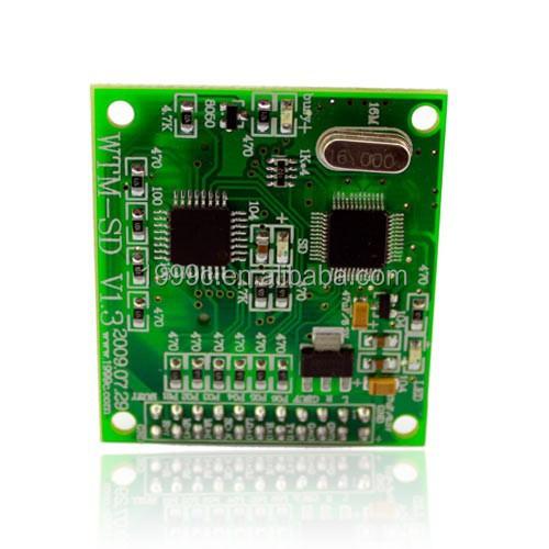 Sd карты mp3-плеер модуль