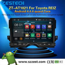 Android car dvd Player with Tire Pressure Monitoring System, Special for Toyota REIZ Android New Car DVD Player Manufacturer