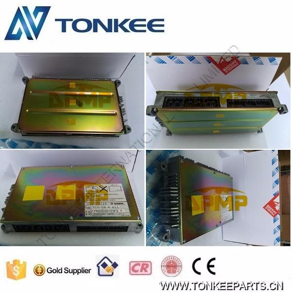 KOBELCO SK200-6E SK210-6E Controller YN22E00123F3  (10).jpg