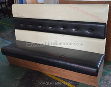 New design Cafe Restaurant booth Sofa made in Shenzhen,China