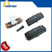 ip68 plastic waterproof fiber optic splice closure box