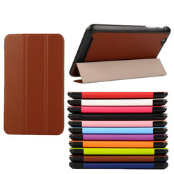 New Arrival for Acer B1-750 Tablet PC Leather Flip Case with Multi-color