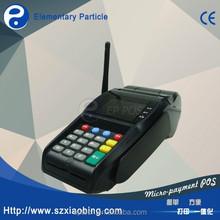 EP Linux POS Terminal with receipt printer 3G/GPRS/wifi/Ethernet smart card reader EMV card reader WIFI