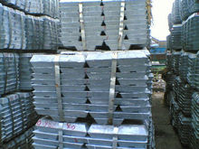 Factory price zinc ingot 99.95 used for die-casting alloys