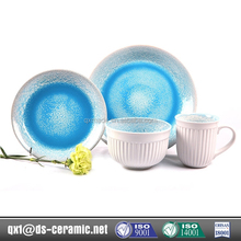 Wholesale Custom blue and white chinese dinnerware