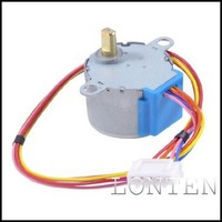 Wholesale Price 28BYJ-48-5V 4 Phase 5 Wire DC 5V Gear Step Stepper Motor