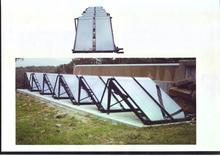 resistant to freezing black Low maintenance Solar pool Water Heater Panel