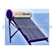 Unpressurized bearing Solar Water Heater green houses serial